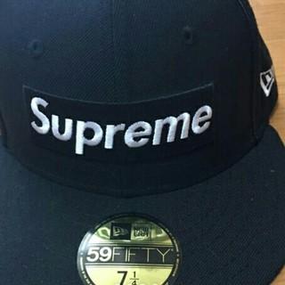 Supreme - Supreme mesh New Era Cap