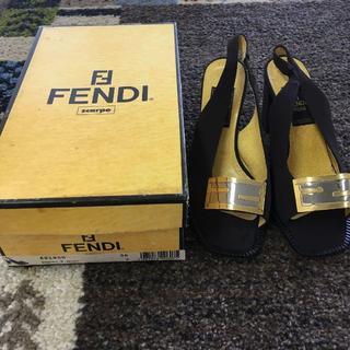 フェンディ(FENDI)のフェンディ/FENDI サンダル (94001180)(サンダル)