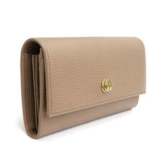 1d17d3939a73 グッチ(Gucci)のGUCCI コンチネンタルウォレット 二つ折り長財布 A1054(折り財布