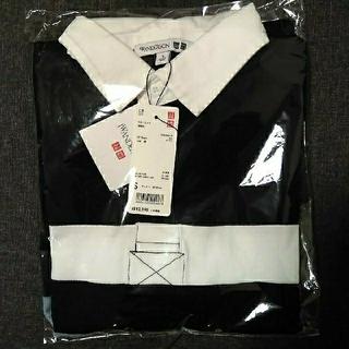 UNIQLO - 新品 UNIQLO ユニクロ ラガーシャツ メンズ S