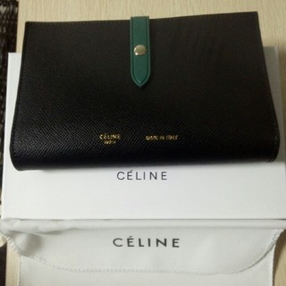 celine - セリーヌ 長財布