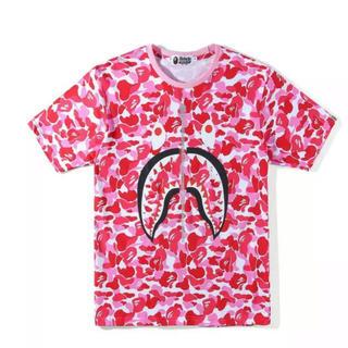 アベイシングエイプ(A BATHING APE)のBAPE  シャーク Tシャツ(Tシャツ/カットソー(半袖/袖なし))
