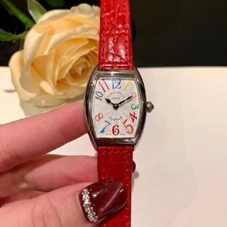 フランクミュラー(FRANCK MULLER)のフランクミュラー腕時計レディース(腕時計(アナログ))