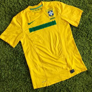 NIKE - 送料込・ナイキTシャツ・ブラジル・男性M 女性L