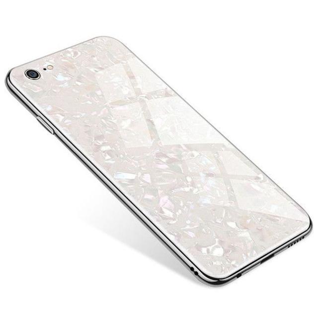 コーチ アイフォン 11 Pro ケース 人気 | 大理石柄 クリスタル シェル ケース iPhone7/8 ホワイトの通販 by TKストアー |ラクマ