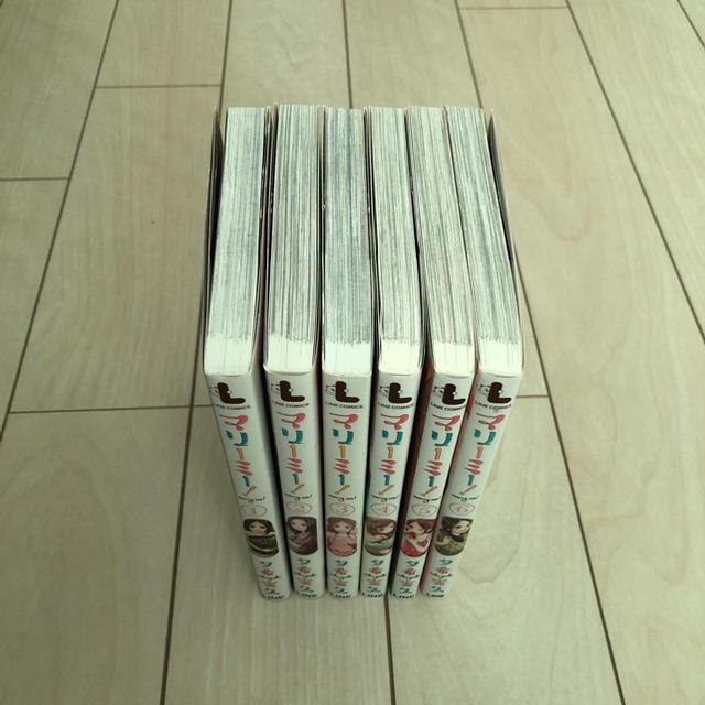 マリーミー! 1〜6巻 エンタメ/ホビーの漫画(少女漫画)の商品写真