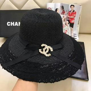 CHANEL - CHANEL シャネル19 春夏新品 日よけ帽子 帽子