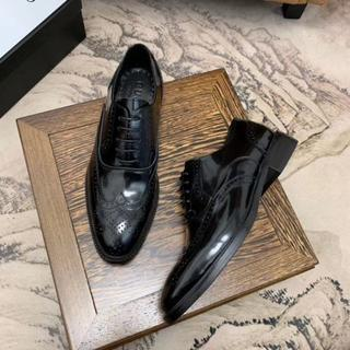 グッチ(Gucci)のgucci グッチ メンズ 靴 ビジネス 42(ドレス/ビジネス)