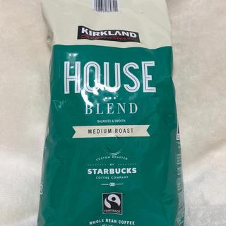 コストコ(コストコ)のKIRKLAND ハウスブレンド スターバックスコーヒー(コーヒー)