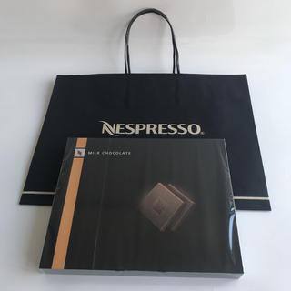 Nestle - NESPRESSO ネスプレッソ ミルク チョコレート