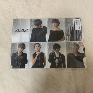 AAA - AAA leapover クリアファイル