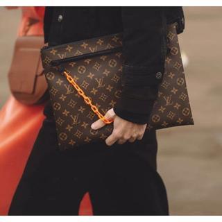 LOUIS VUITTON - ルイヴィトン グラッチバッグ セカンドバッグ メンズ ファッション