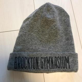 ロンハーマン(Ron Herman)のBROCKTON GYM NASIUM ニット(ニット帽/ビーニー)