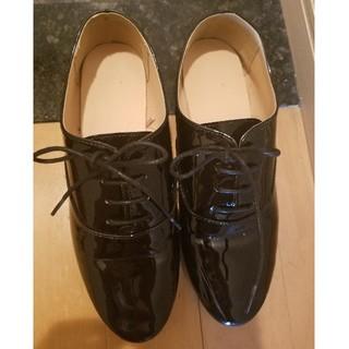ジーユー(GU)のエナメルシューズ(ローファー/革靴)