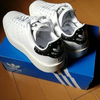 アディダス(adidas)の新品 未使用 アディダスオリジナルス スタンスミス BA7771 ドット(スニーカー)