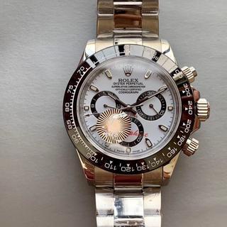 ROLEX - 超人気 メンズ 腕時計 パンダ