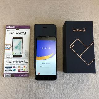 ASUS - ★美品★ASUS Zenfone 4 ZE554KL SIMフリー★おまけ付き★