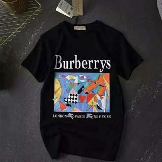 バーバリー(BURBERRY)のBurberryバーバリー T-シャツ 男女通用 人気タイプ 正規品 M (Tシャツ/カットソー(半袖/袖なし))
