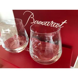 Baccarat - 新品未使用 バカラ シャトーペアグラス