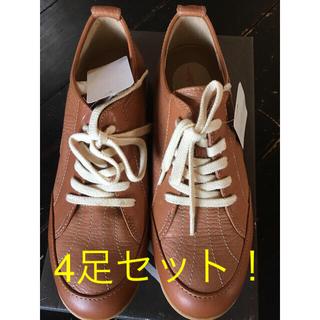 ムーンスター(MOONSTAR )の新品靴4足セット!!婦人靴/ギフトに♪靴のまとめ買い(その他)