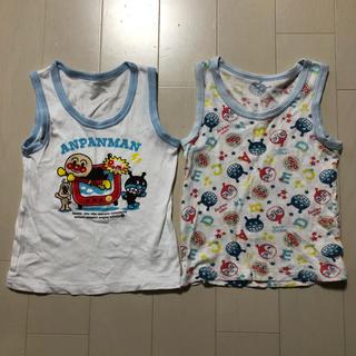 アンパンマン(アンパンマン)のシャツ 2枚セット(下着)