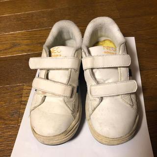 アディダス(adidas)のadidas アディダス キッズ スニーカー 16cm(スニーカー)