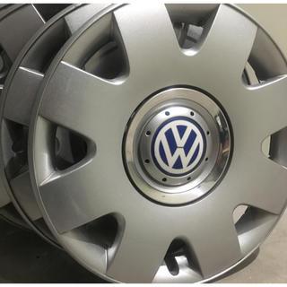 フォルクスワーゲン(Volkswagen)のVWニュービートル16インチ ホイールキャップ4枚(ホイール)