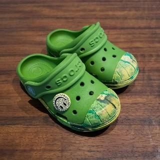 クロックス(crocs)のクロックス☆6☆美品(サンダル)