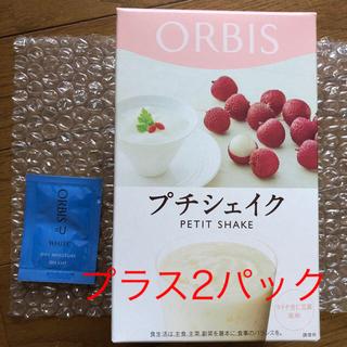 ORBIS - オルビスプチシェイク限定味杏仁豆腐風味一箱7パック