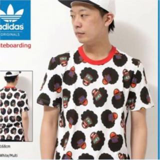 アディダス(adidas)のアディダス  コラボ Tシャツ(Tシャツ/カットソー(半袖/袖なし))