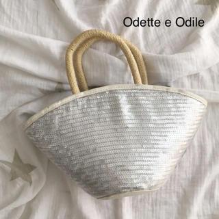 オデットエオディール(Odette e Odile)のオデッドエオディール かごバッグ  カゴバッグ バッグ(かごバッグ/ストローバッグ)