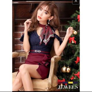 ジュエルズ(JEWELS)のJEWELS ドレス(ミニドレス)