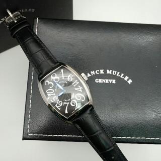 フランクミュラー(FRANCK MULLER)のFRANCK MULLERメンズカサブランカ(腕時計(アナログ))