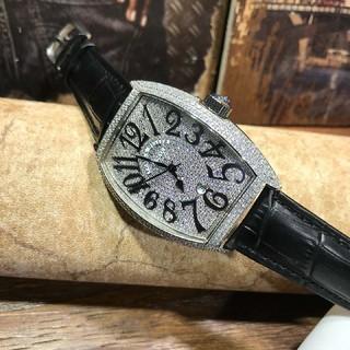 フランクミュラー(FRANCK MULLER)のFRANCK MULLERダイヤ時計(腕時計(アナログ))