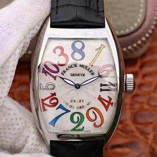 フランクミュラー(FRANCK MULLER)のFRANCK MULLERメンズカサホワイト(腕時計(アナログ))