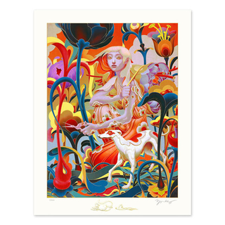 James Jean FORAGER ジェイムズ・ジーン 版画 村上隆 奈良美智