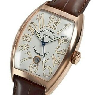 フランクミュラー(FRANCK MULLER)のフランク・ミュラー トノウカーベックス カサブランカ 8880BCDT CASA(腕時計(アナログ))