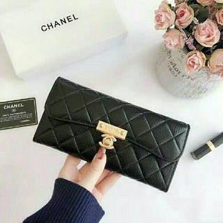 CHANEL - 美品 CHANEL シャネル 長財布 レディース