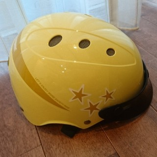 ブリヂストン(BRIDGESTONE)のBRIDGESTONE 子供用ヘルメット 1才~(ヘルメット/シールド)