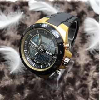 新品 送料込み SKMEI ラグジュアリーデジタルメンズ腕時計 (腕時計(デジタル))