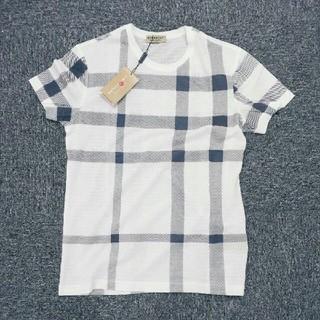 バーバリー(BURBERRY)のBurberryバーバリー メンズ 半袖Tシャツ 19ss夏コーデ (Tシャツ/カットソー(半袖/袖なし))