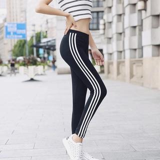 adidas - adidas スキニー ストレッチパンツ