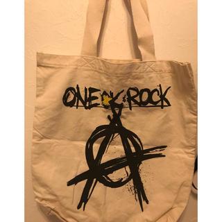 ワンオクロック(ONE OK ROCK)のone ok rock ambitionstour トートバッグ(トートバッグ)