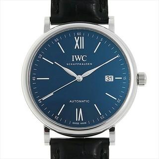 インターナショナルウォッチカンパニー(IWC)のポートフィノ オートマティック メンズ 腕時計(腕時計(アナログ))