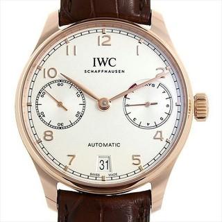 インターナショナルウォッチカンパニー(IWC)のポルトギーゼ オートマティック 未使用 メンズ 腕時計(腕時計(アナログ))