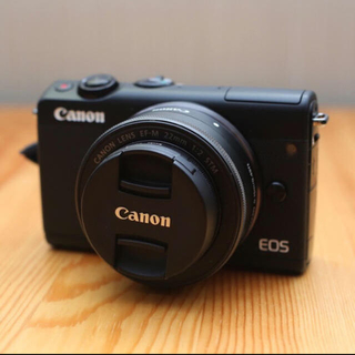 Canon - canon eos m100 ダブルズームキット