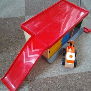 イケア(IKEA)のIKEA 駐車場のおもちゃ(その他)