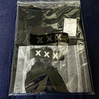 ジィヒステリックトリプルエックス(Thee Hysteric XXX)のGOD SELECTION XXX 19SS Tシャツ XLサイズ BLACK(Tシャツ/カットソー(半袖/袖なし))