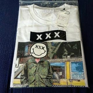 ジィヒステリックトリプルエックス(Thee Hysteric XXX)のGOD SELECTION XXX 19SS Tシャツ XLサイズ White(Tシャツ/カットソー(半袖/袖なし))