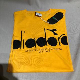 ディアドラ(DIADORA)の新品未使用 DIADORA ディアドラ LOGO TEE(Tシャツ/カットソー(半袖/袖なし))